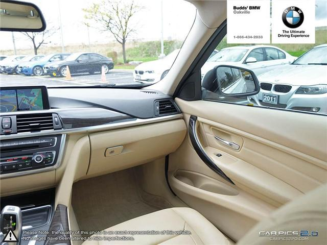2014 BMW 328i xDrive (Stk: DB5436) in Oakville - Image 25 of 26