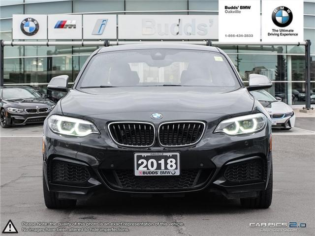 2018 BMW M240i xDrive (Stk: DB5455) in Oakville - Image 2 of 27