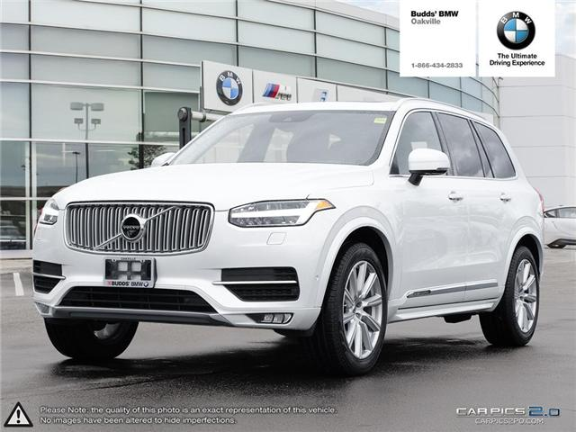2016 Volvo XC90 T6 Inscription (Stk: T032494A) in Oakville - Image 1 of 27