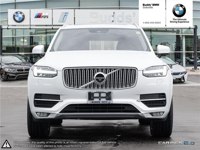 2016 Volvo XC90 T6 Inscription (Stk: T032494A) in Oakville - Image 2 of 27