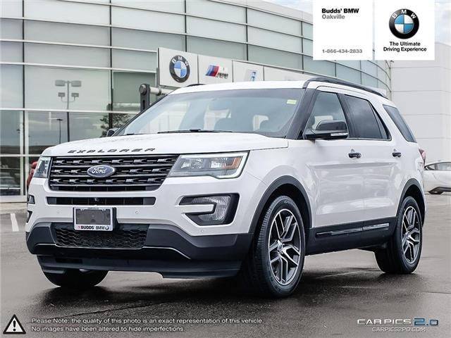 2016 Ford Explorer Sport (Stk: B674227A) in Oakville - Image 1 of 24