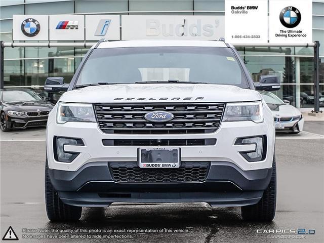 2016 Ford Explorer Sport (Stk: B674227A) in Oakville - Image 2 of 24