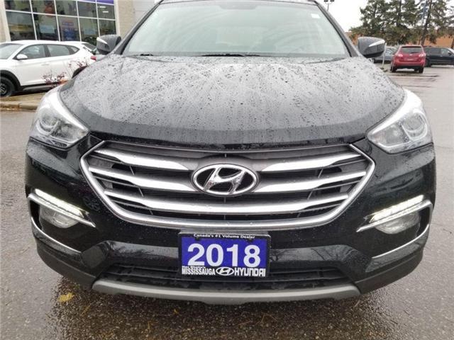 2018 Hyundai Santa Fe Sport Premium (Stk: op10033) in Mississauga - Image 2 of 17