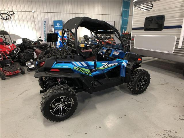 2018 CFMOTO ZFORCE 1000 SPECIAL EDITION LX CANADIAN EDITION
