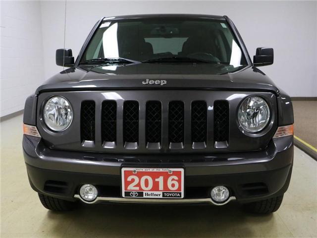 2016 Jeep Patriot Sport/North (Stk: 186232) in Kitchener - Image 18 of 27