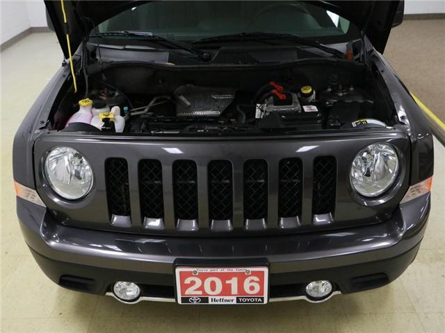 2016 Jeep Patriot Sport/North (Stk: 186232) in Kitchener - Image 24 of 27