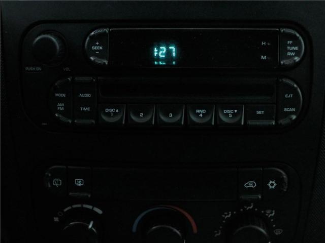 2005 Dodge Caravan Base (Stk: 186300) in Kitchener - Image 12 of 26