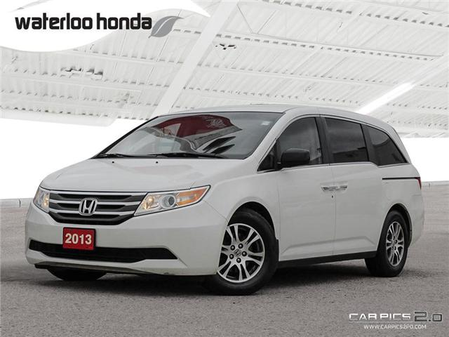 2013 Honda Odyssey EX (Stk: H4630A) in Waterloo - Image 1 of 28