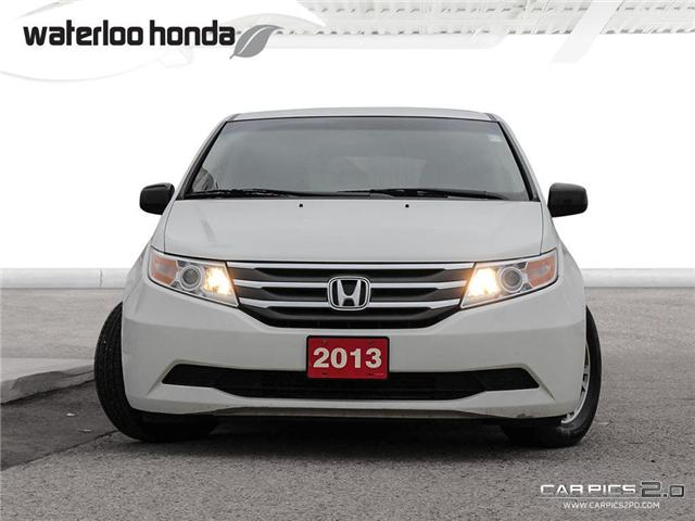 2013 Honda Odyssey EX (Stk: H4630A) in Waterloo - Image 2 of 28