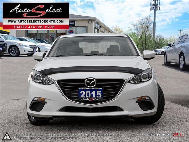2015 Mazda Mazda3  (Stk: 15MP331) in Scarborough - Image 2 of 28
