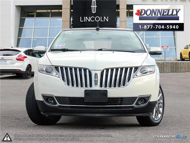 2013 Lincoln MKX Base (Stk: CLDR927A) in Ottawa - Image 2 of 27