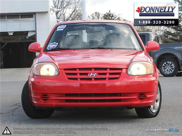 2006 Hyundai Accent 5 Base (Stk: PBWDU5888A) in Ottawa - Image 2 of 29