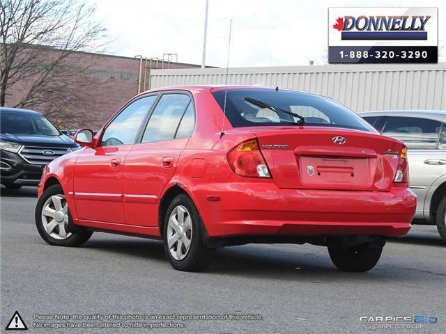 2006 Hyundai Accent 5 Base (Stk: PBWDU5888A) in Ottawa - Image 4 of 29