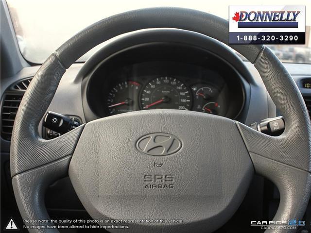 2006 Hyundai Accent 5 Base (Stk: PBWDU5888A) in Ottawa - Image 14 of 29