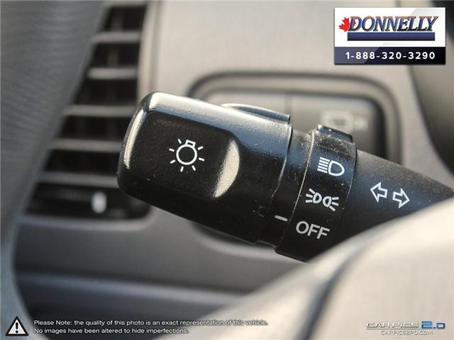 2006 Hyundai Accent 5 Base (Stk: PBWDU5888A) in Ottawa - Image 16 of 29