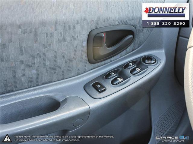2006 Hyundai Accent 5 Base (Stk: PBWDU5888A) in Ottawa - Image 17 of 29