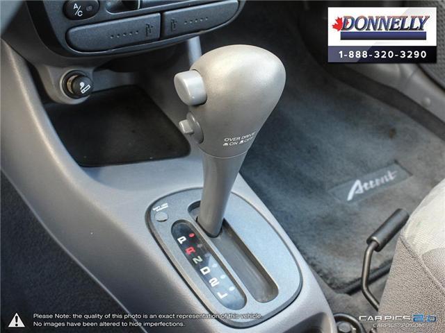 2006 Hyundai Accent 5 Base (Stk: PBWDU5888A) in Ottawa - Image 19 of 29