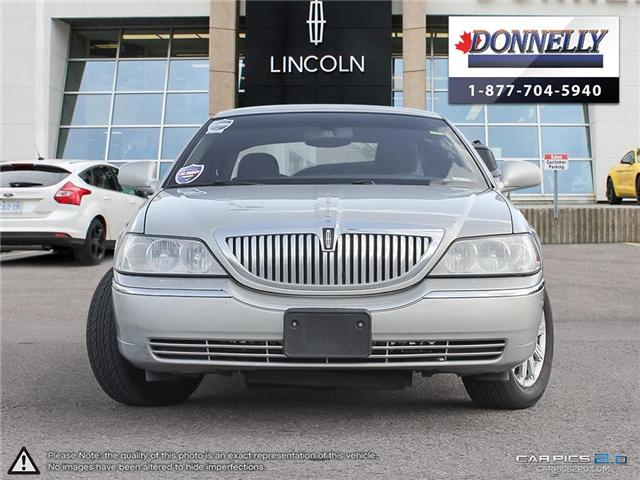 2008 Lincoln Town Car Signature Limited (Stk: PBWDUR5761A) in Ottawa - Image 2 of 27