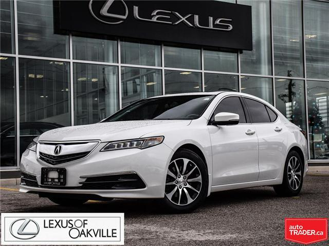 2015 Acura TLX Base (Stk: UC7597) in Oakville - Image 1 of 24