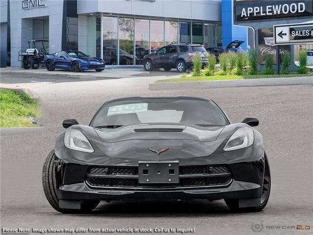 2019 Chevrolet Corvette Stingray Z51 (Stk: C9Y009) in Mississauga - Image 2 of 9