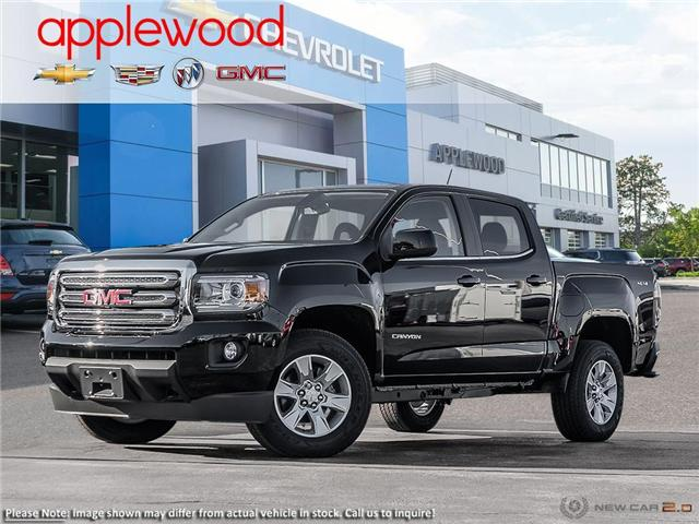 2018 GMC Canyon SLE (Stk: G8K113) in Mississauga - Image 1 of 22