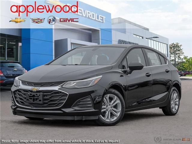 2019 Chevrolet Cruze LT (Stk: C9J015) in Mississauga - Image 1 of 24