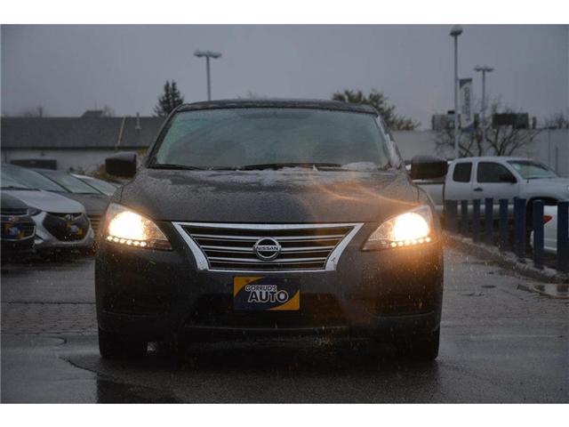 2014 Nissan Sentra  (Stk: 648770) in Milton - Image 2 of 14