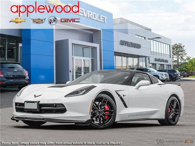 2019 Chevrolet Corvette Stingray Z51 (Stk: C9Y012) in Mississauga - Image 1 of 22