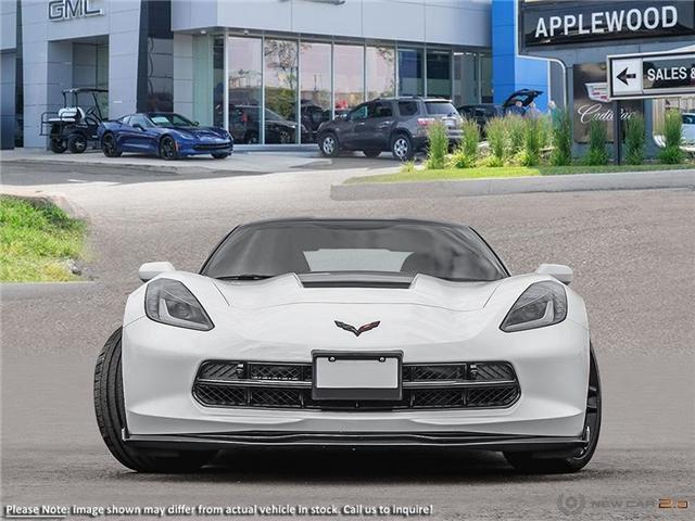 2019 Chevrolet Corvette Stingray Z51 (Stk: C9Y012) in Mississauga - Image 2 of 22