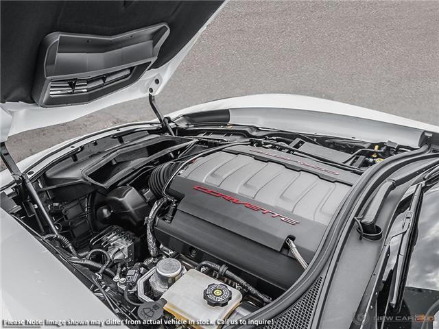 2019 Chevrolet Corvette Stingray Z51 (Stk: C9Y012) in Mississauga - Image 6 of 22