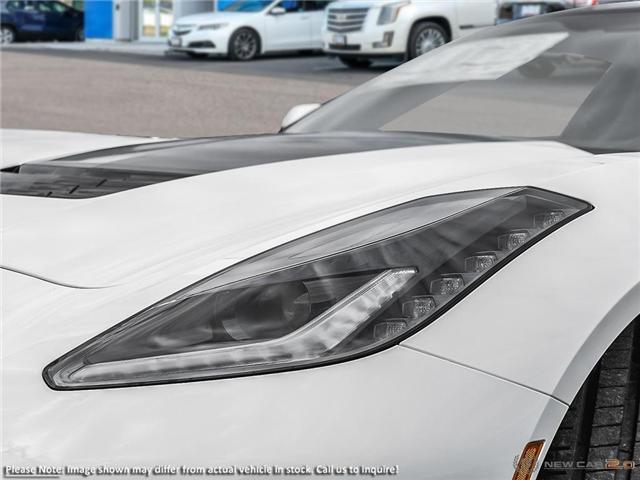 2019 Chevrolet Corvette Stingray Z51 (Stk: C9Y012) in Mississauga - Image 10 of 22