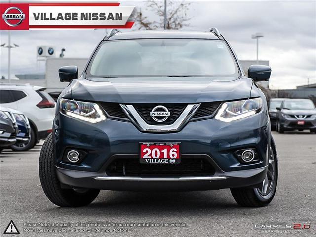 2016 Nissan Rogue SL Premium (Stk: P2713) in Unionville - Image 2 of 27