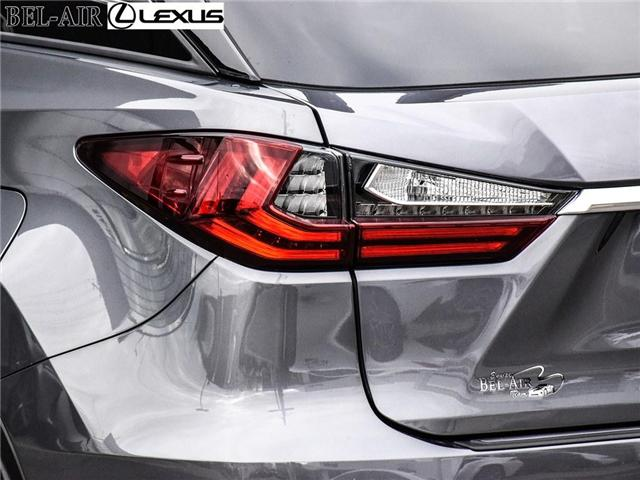 2017 Lexus RX 350 Base (Stk: L0422) in Ottawa - Image 8 of 30