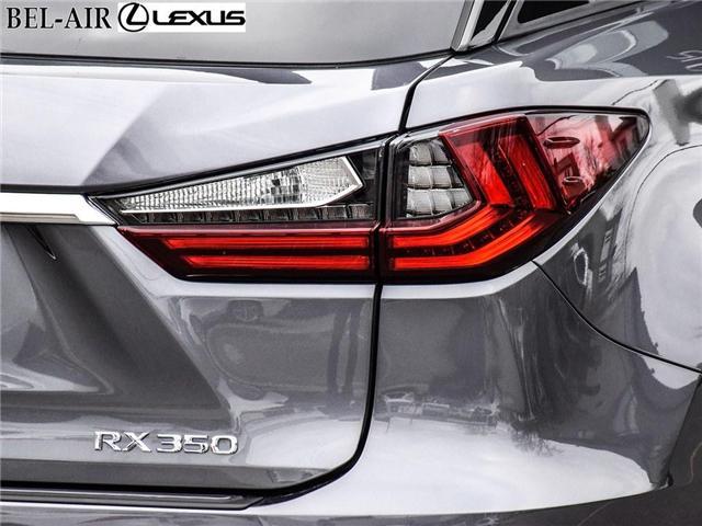 2017 Lexus RX 350 Base (Stk: L0422) in Ottawa - Image 9 of 30