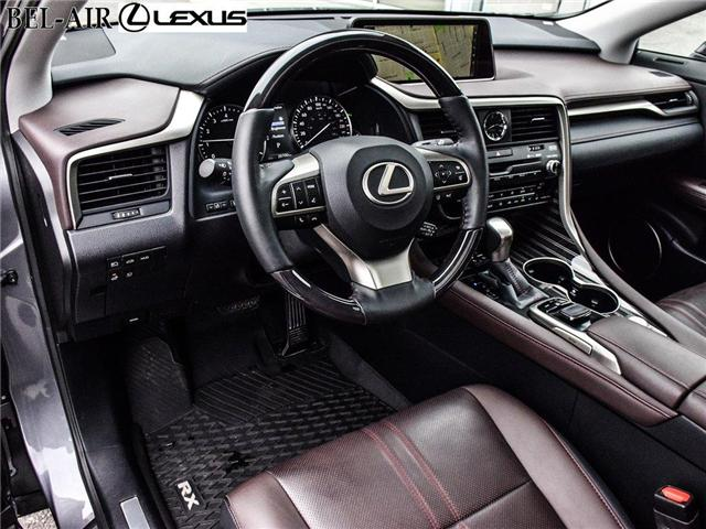 2017 Lexus RX 350 Base (Stk: L0422) in Ottawa - Image 11 of 30