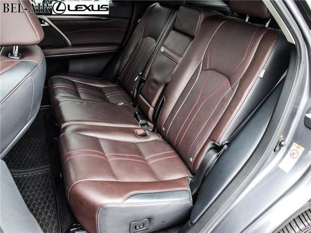 2017 Lexus RX 350 Base (Stk: L0422) in Ottawa - Image 14 of 30