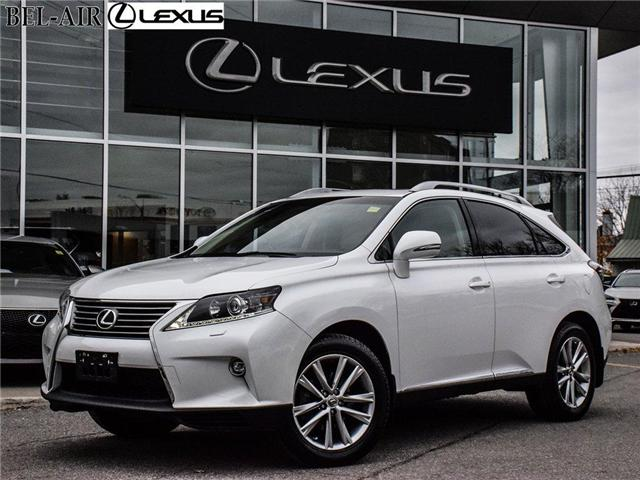 2015 Lexus RX 350 Sportdesign (Stk: L0413) in Ottawa - Image 1 of 29