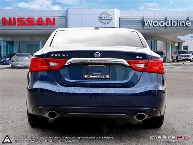 2018 Nissan Maxima SL (Stk: P7133) in Etobicoke - Image 5 of 26