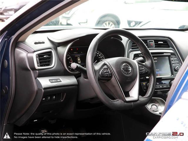 2018 Nissan Maxima SL (Stk: P7133) in Etobicoke - Image 12 of 26