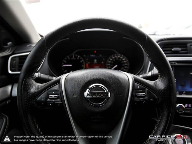 2018 Nissan Maxima SL (Stk: P7133) in Etobicoke - Image 13 of 26
