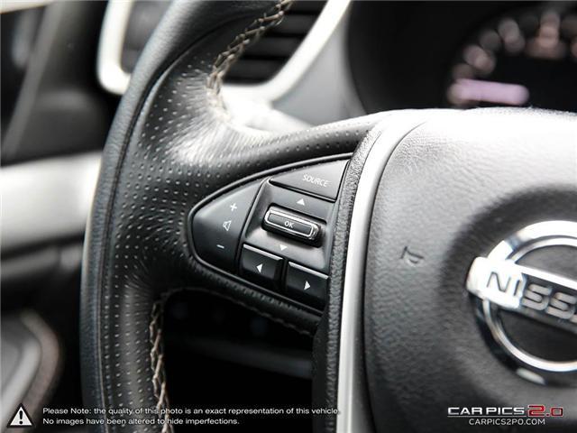 2018 Nissan Maxima SL (Stk: P7133) in Etobicoke - Image 15 of 26