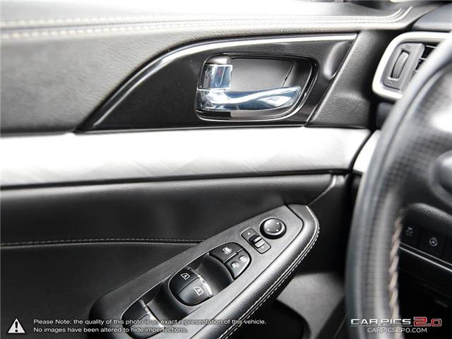 2018 Nissan Maxima SL (Stk: P7133) in Etobicoke - Image 17 of 26