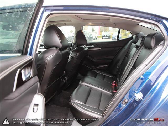 2018 Nissan Maxima SL (Stk: P7133) in Etobicoke - Image 25 of 26