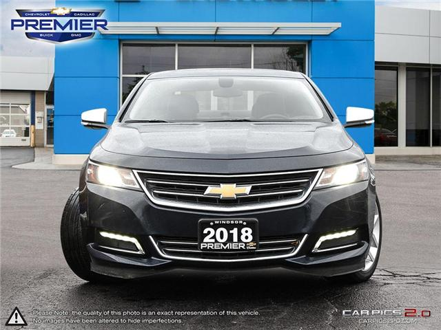 2018 Chevrolet Impala 2LZ (Stk: P18263) in Windsor - Image 2 of 30