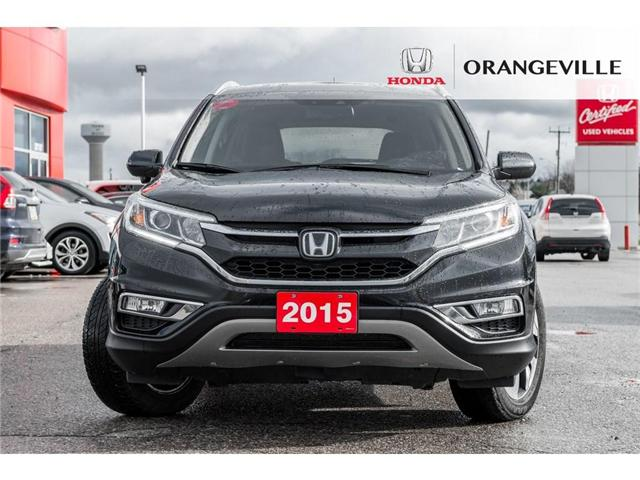 2015 Honda CR-V Touring (Stk: U3027) in Orangeville - Image 2 of 20