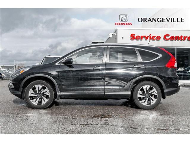 2015 Honda CR-V Touring (Stk: U3027) in Orangeville - Image 3 of 20