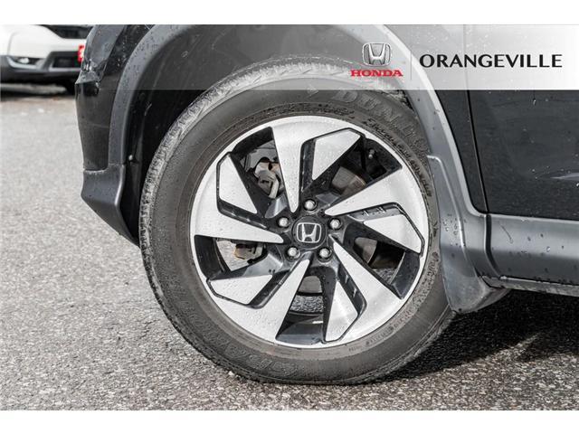 2015 Honda CR-V Touring (Stk: U3027) in Orangeville - Image 5 of 20