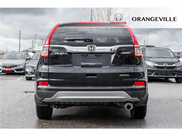 2015 Honda CR-V Touring (Stk: U3027) in Orangeville - Image 6 of 20