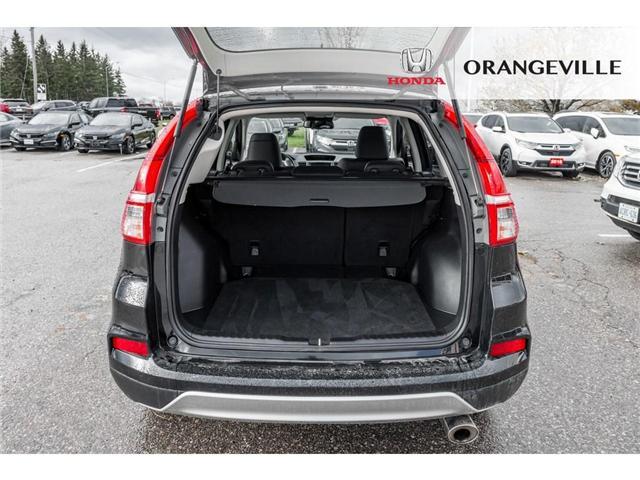 2015 Honda CR-V Touring (Stk: U3027) in Orangeville - Image 7 of 20