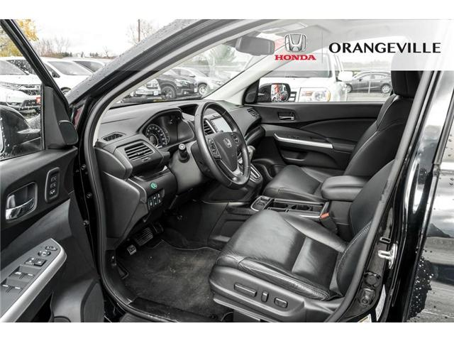 2015 Honda CR-V Touring (Stk: U3027) in Orangeville - Image 8 of 20